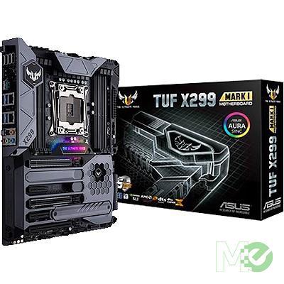MX67057 TUF X299 MARK 1 w/ DDR4-2666, 7.1 Audio, Dual M.2, Dual GB LAN, 3-Way CrossFire / SLI