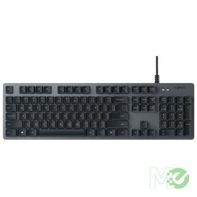 MX67107 K840 Mechanical Keyboard w/ Romer G Mechanical Switches