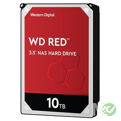 MX67168 RED 10TB NAS Desktop Hard Drive, SATA III w/ 256MB Cache