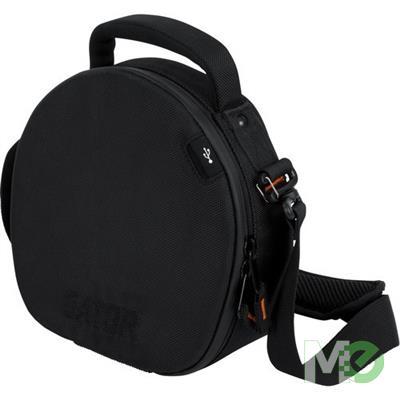 MX67236 G-Club Series DJ Headphone Case, Black