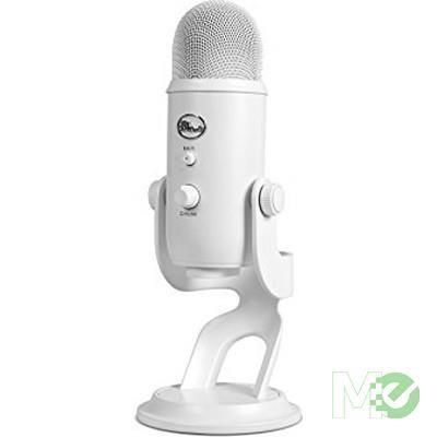MX67423 Yeti USB Microphone, Whiteout