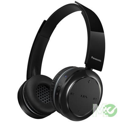 MX67498 RP-BTD5-K Bluetooth Wireless Headphones, Black