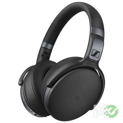 MX67569 HD 4.40 BT Bluetooth Wireless Headphones, Black
