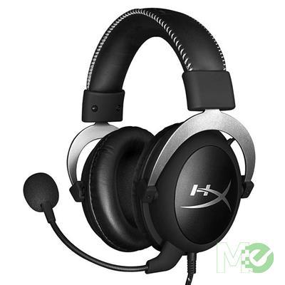 MX67588 Cloud™ Pro Gaming Headset, Black/Silver