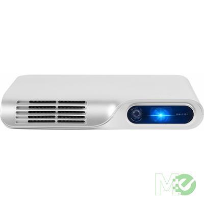 MX67594 TT Smart Pico Projector, w/ Virtual Touch Remote Controller, Silver