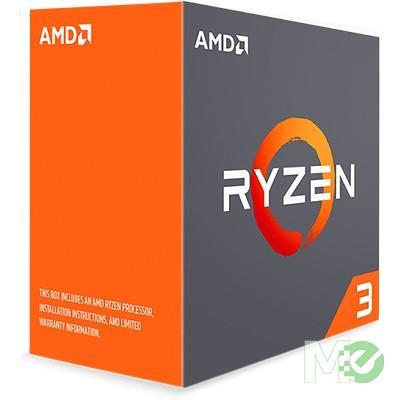 MX67660 Ryzen™ 3 1300X Processor, 3.5GHz w/ 8MB L3 Cache, Wraith Stealth CPU Cooler