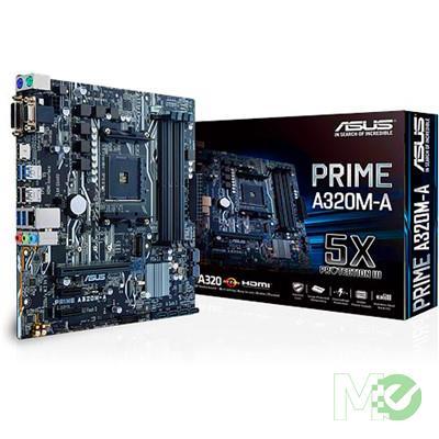 MX67694 PRIME A320M-A w/ DDR4 2666, 7.1 Audio, M.2, Gigabit LAN, PCI-E x16