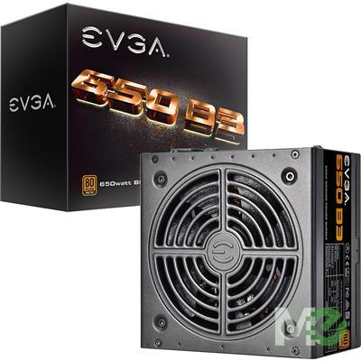 MX67766 650 B3 650W 80+ Bronze Modular Power Supply