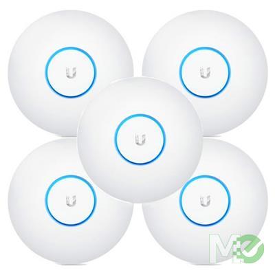 MX67911 UniFi AC PRO AP 802.11ac Access Point, 5-Pack