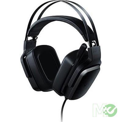 MX67969 Tiamat 7.1 V2 True Surround Sound Gaming Headset, Black