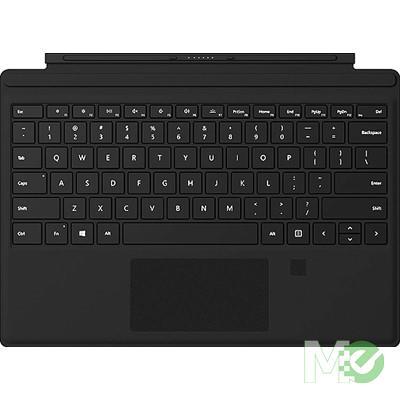 MX68502 Surface Pro Type Cover w/ Fingerprint Reader, Black