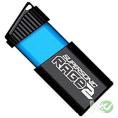 MX68558 SuperSonic Rage 2 USB 3.0 Flash Drive, 256GB