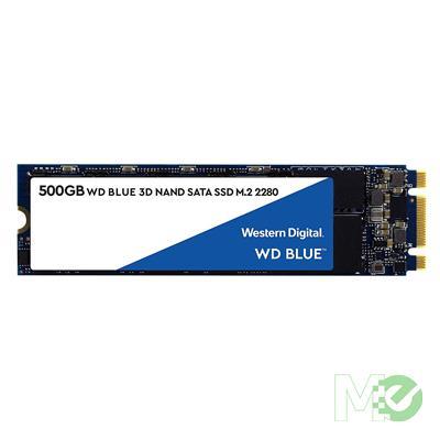 MX68861 Blue M.2 Solid State Drive, SATA III, 500GB