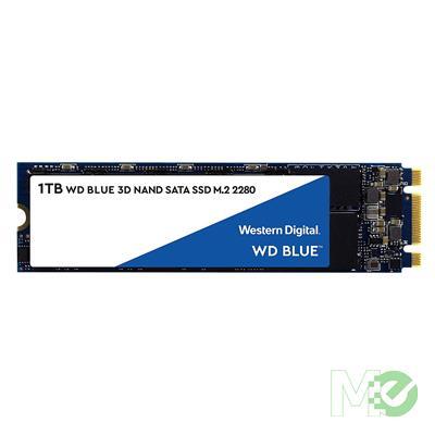 MX68862 Blue M.2 Solid State Drive, SATA III, 1TB