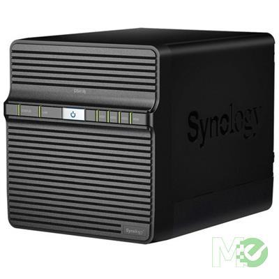 MX68984 DiskStation DS418J 4-Bay NAS Enclosure
