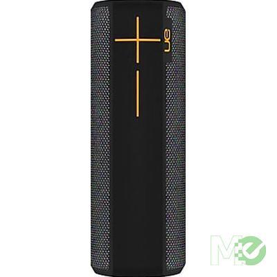 MX69117 UE Boom 2 Waterproof Bluetooth Speaker, Panther Black