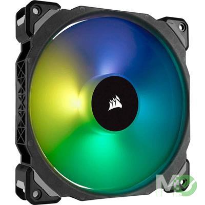 MX69187 ML120 PRO RGB LED PWM Premium Fan, 120mm w/ Magnetic Levitation