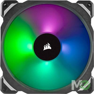 MX69189 ML140 PRO RGB LED PWM Premium Fan, 140mm w/ Magnetic Levitation