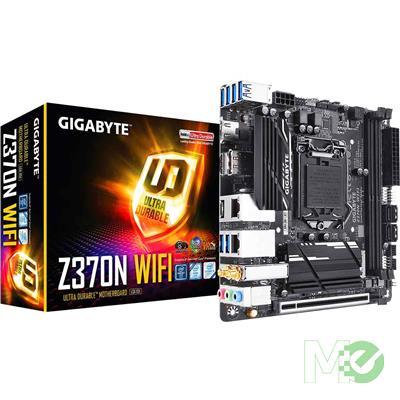 MX69214 Z370N WIFI w/ DDR4 2666, 7.1 Audio, Dual M.2, Dual GB LAN, 802.11 ac, Bluetooth v4.2