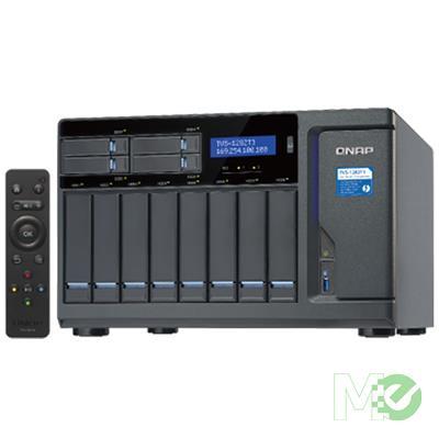 MX69215 TVS-1282T3 12-Bay Thunderbolt 3 Turbo NAS w/ Core i7-7700, 32GB