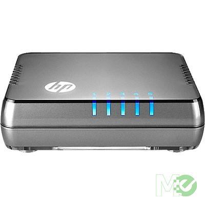MX69296 HPE OfficeConnect 1405 5G v3 5-Port Unmanaged Gigabit Switch
