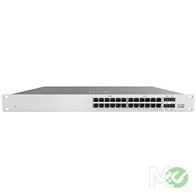 MX69378 MS120-24P 24-Port Cloud-Managed Gigabit PoE+ Switch w/ 4x SFP Ports
