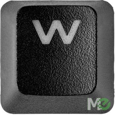 MX69415 GAMING PBT Double-Shot Keycap Kit w/ 105 Keys, Black