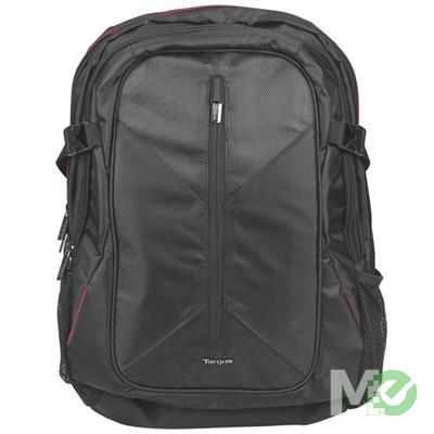 MX69489 Metropolitan Essential Laptop Backpack, 15.6in, Black