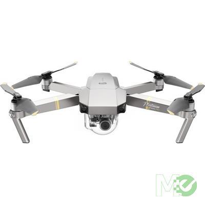 MX69536 Mavic Pro Platinum w/ 4K Camcorder, Remote Controller