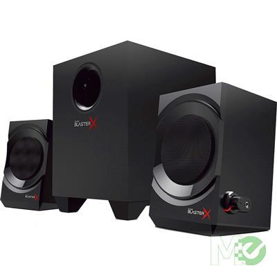 MX69547 Sound BlasterX Kratos S3 2.1 Channel Speaker System