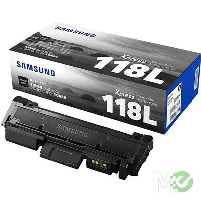 MX69620 Samsung MLT-D118L Toner Cartridge, Black