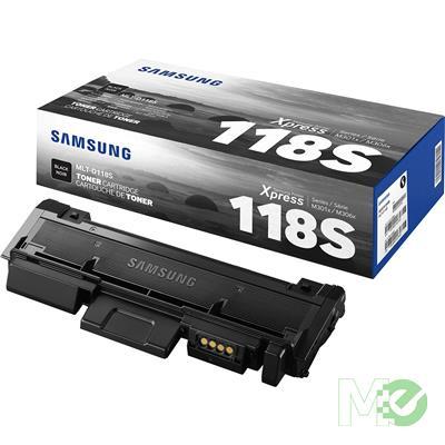 Hp Samsung Mlt D118s Toner Cartridge Black Ink