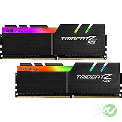 MX69712 Trident Z RGB Series 16GB DDR4 3200MHz CL14 Dual Channel Kit For AMD Ryzen™