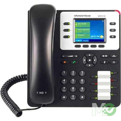 MX69910 GXP2130 3 Line 3 SIP IP Phone w/ TFT Color LED Display