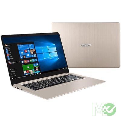 MX70064 VivoBook S15 S510UA-DS71 w/ Core i7-8550U, 8GB, 128GB SSD + 1TB HDD, 15.6in Full HD, Win 10