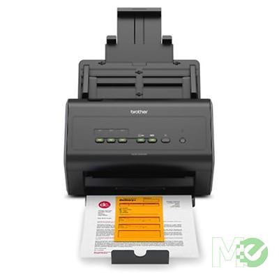 MX70128 ADS-2400N High Speed 600dpi Colour Desktop Duplex Scanner w/ ADF, USB Type-A + Ethernet Ports
