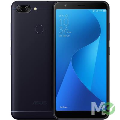 MX70720 Zenfone Max Plus M1, 32GB, Deepsea Black