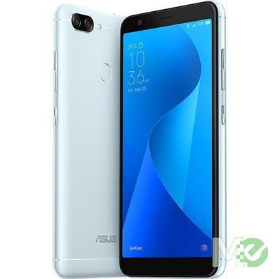 MX70721 Zenfone Max Plus M1, 32GB, Azure Silver