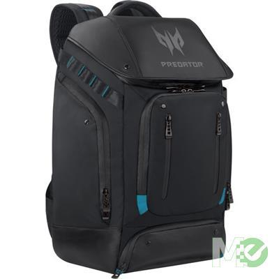 MX70764 Predator Utility Gaming Backpack, 17in, Black