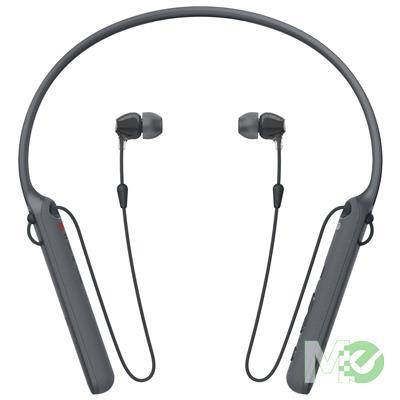 MX70848 WI-C400 Wireless In-Ear Headphones w/ Bluetooth, Black