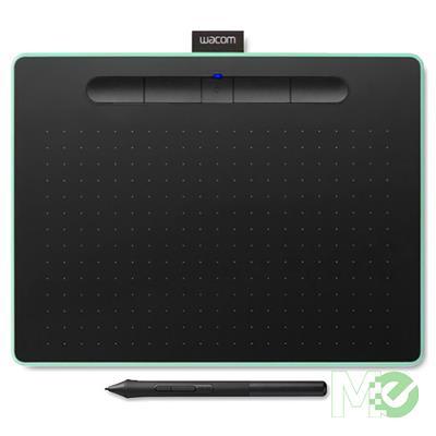 MX71034 Intuos Creative Pen Tablet Medium, with Bluetooth, 4K Stylus Pen,  Pistachio