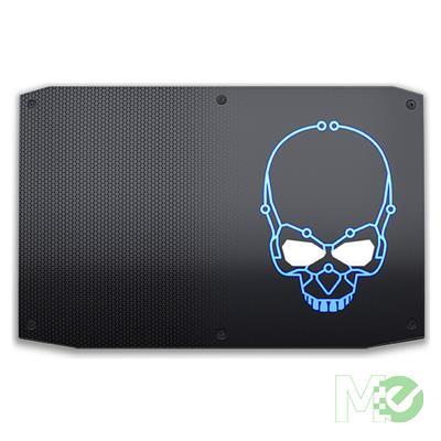 MX71281 NUC8I7HVK NUC 8 VR Barebones Gaming Mini PC Kit w/ Core i7-8809G, Black