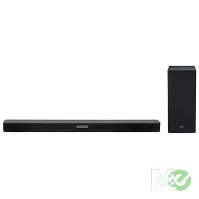 MX71296 SK5Y 360W 2.1 Soundbar w/ Wireless Subwoofer