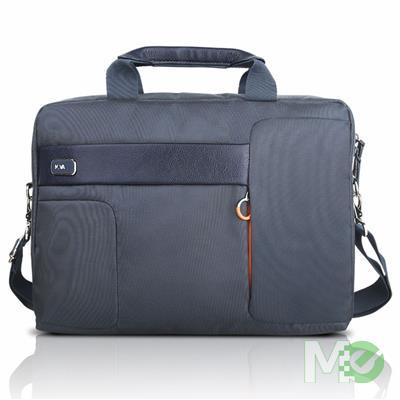MX71317 NAVA Classic Topload Bag, Blue, 15.6in