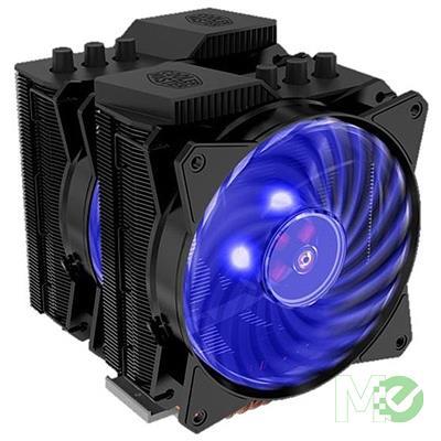 MX71605 MasterAir MA621P TR4 Edition RGB CPU Cooler w/ 2x 120mm Air Balance RGB Fans