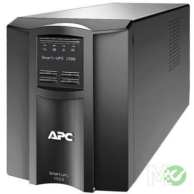 MX71706 Smart-UPS 1500VA 120V w/ USB, SmartSlot, 8 Battery Backup and Surge Outlets