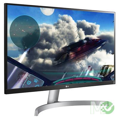 MX71916 27UK600-W 27in 4K UHD IPS LED LCD w/ FreeSync, HAS