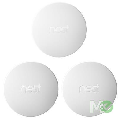 MX71984 Wireless Temperature Sensor, White, 3 Pack