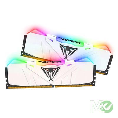 MX72044 Viper RGB 16GB DDR4 3000MHz Dual Channel Kit (2x 8GB), White