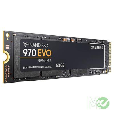 MX72101 970 EVO NVMe M.2 PCI-E x4 SSD, 500GB